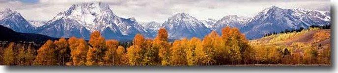 nature grand design cold mountain scenery